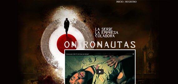 webserie onironautas